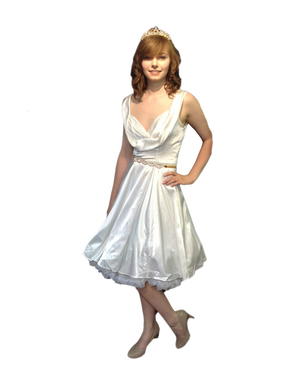 50s Wedding Dress Boutique London 31