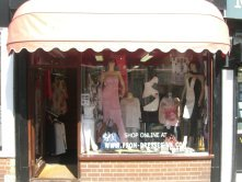 Prom Dress Shop In Dover, Kent. Open 6 Days, Free Parking
