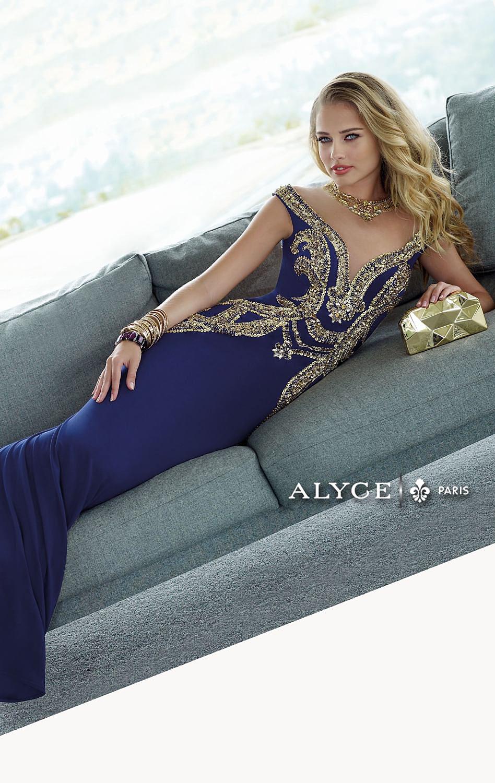 Alyce Paris Claudine Dress 2427