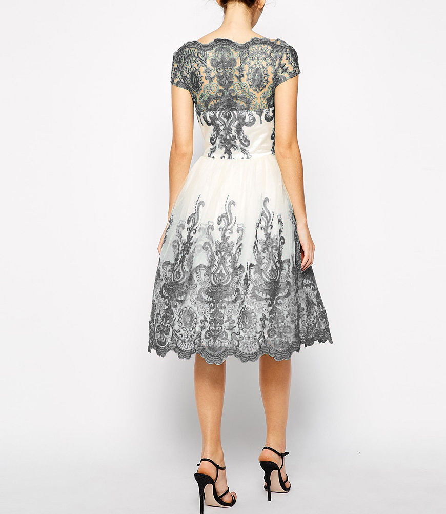 Chi Chi Kelsey tea Dress
