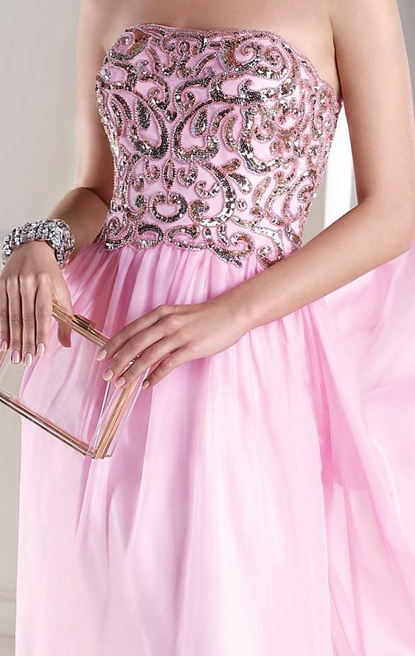 Alyce Paris B'Dazzle 35681 Prom Dress