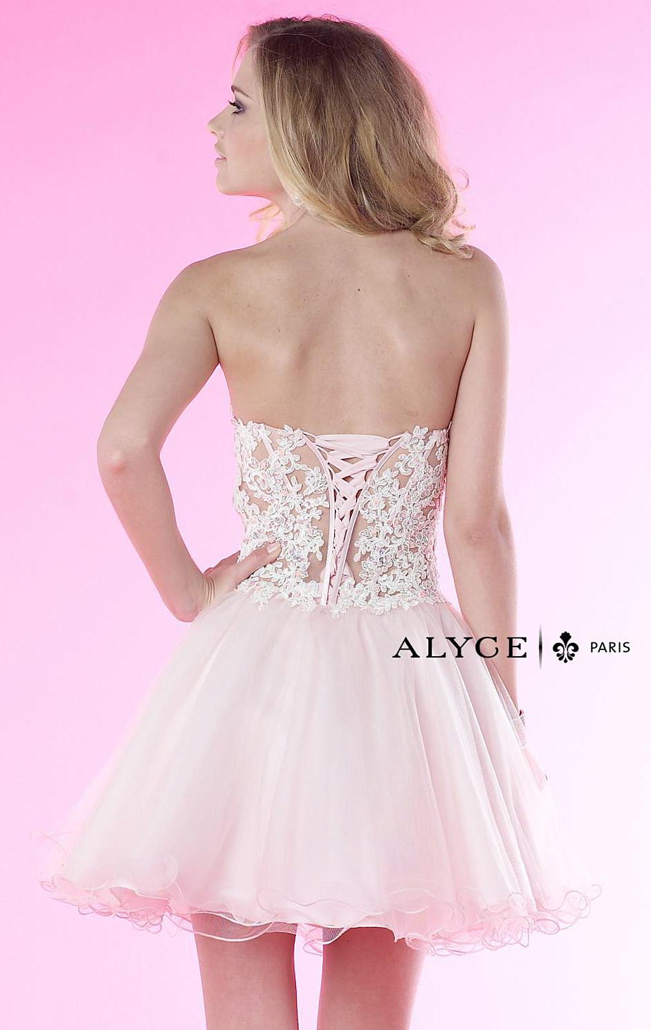 Alyce Paris 6380 Dress