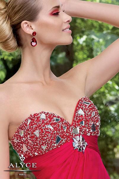 Alyce Paris Jewel Dress