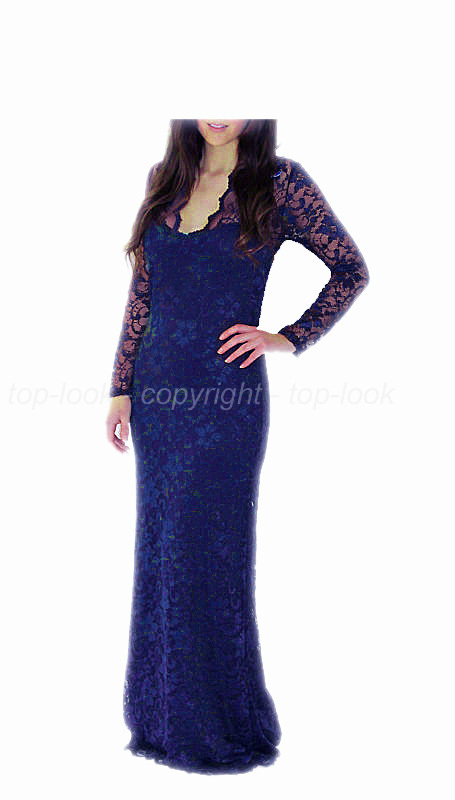 Enlarge John Zack Maxi Dress