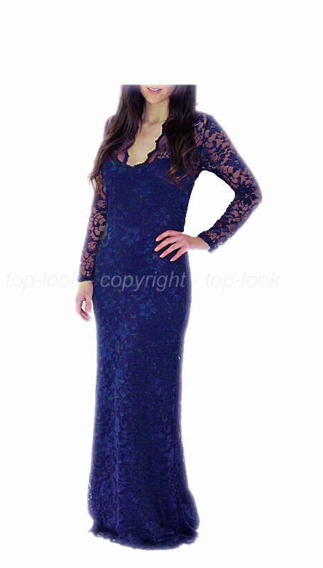 Enlarge John Zack Maxi Dress