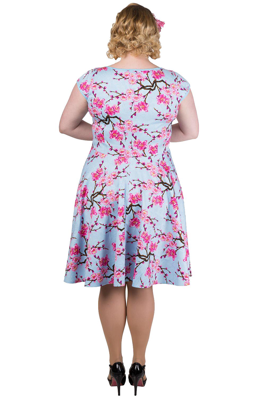 Banned Last Dance Floral Plus Size Dress
