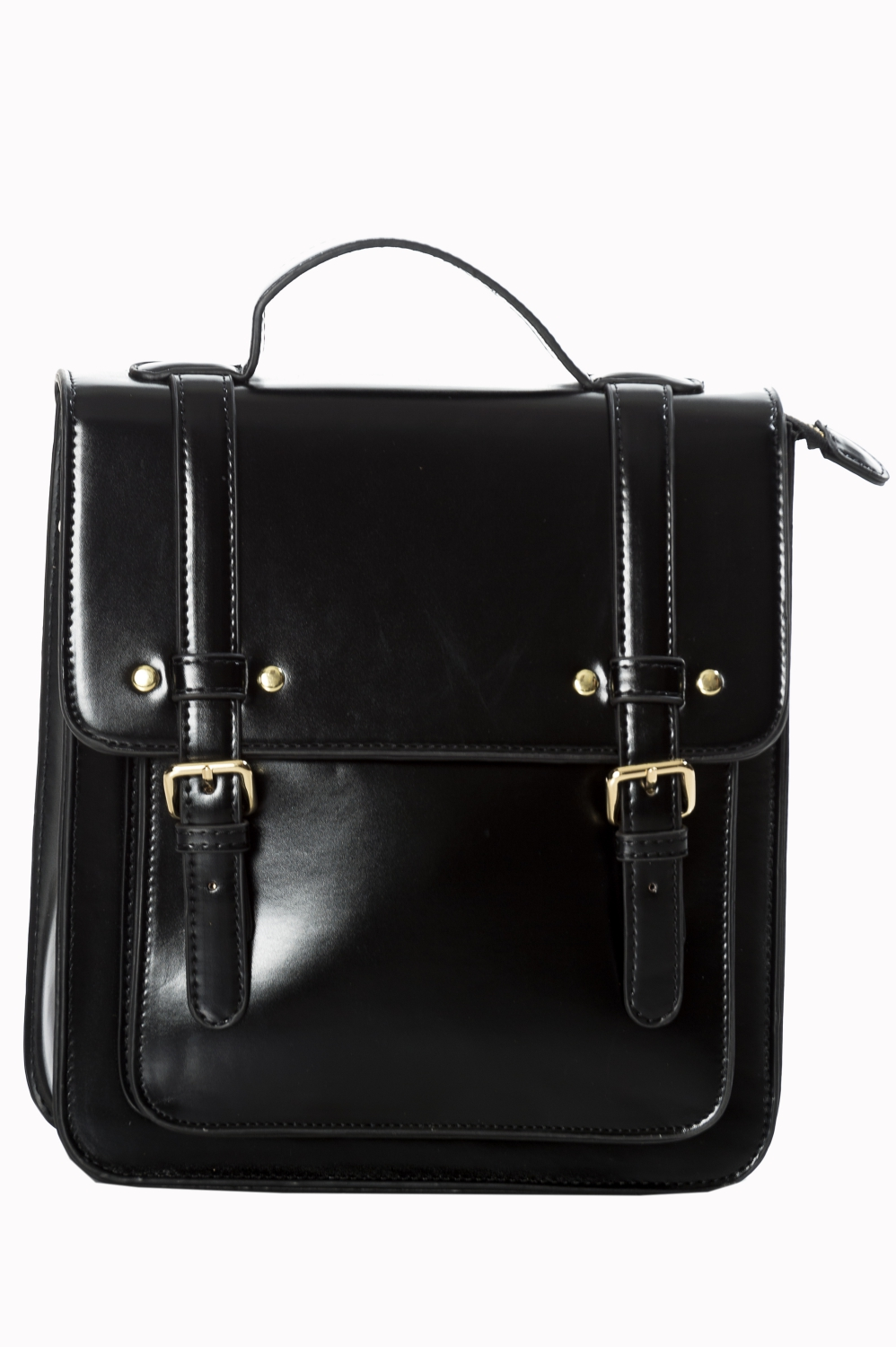Banned Retro 60s Cohen Black Handbag
