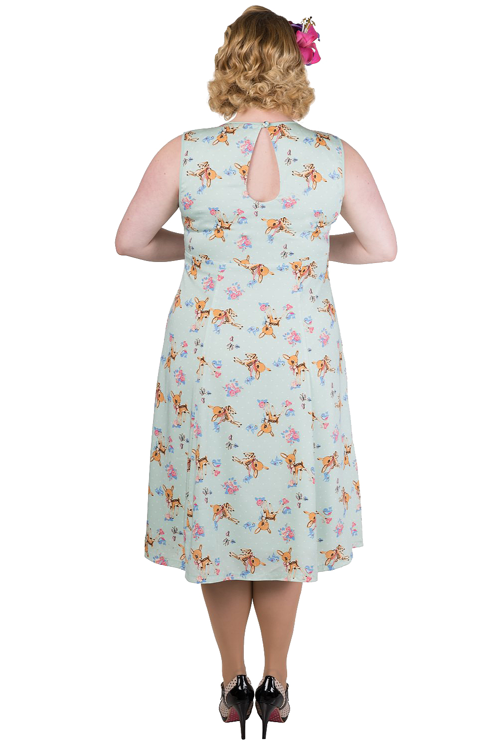 Banned Whimsical Bambi Plus Size Dress