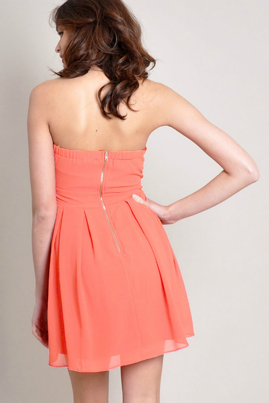 Enlarge TFNC Chiffon Prom Dress