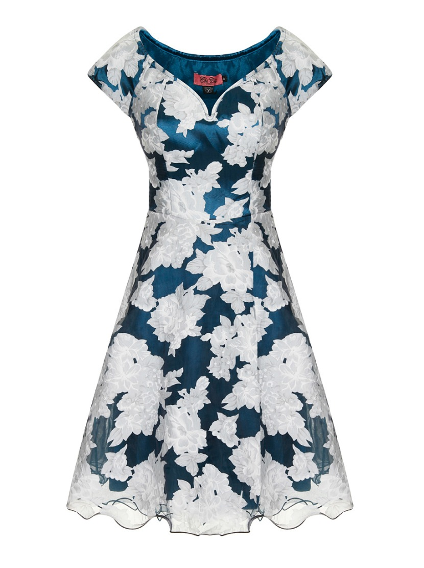 Chi Chi Ella Bardot Dress