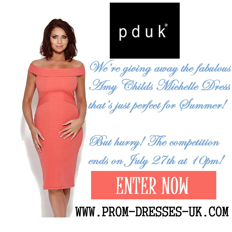 Click to enter our PDUK Amy Childs Competition!