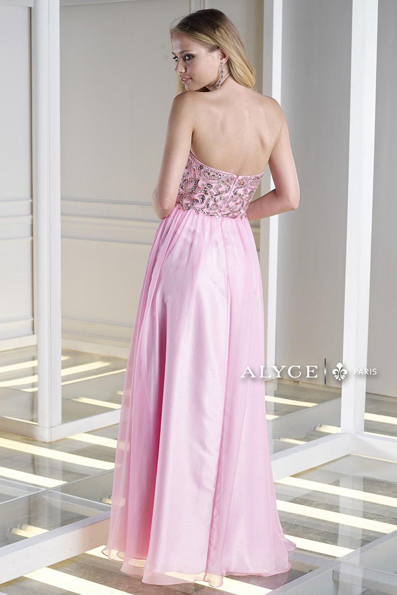 Alyce Paris 35681 Dress In Cosmopolitan Pink