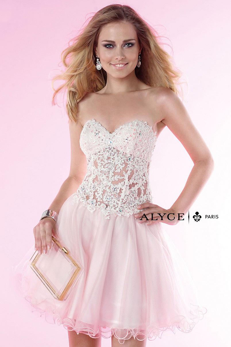 Read Alyce Paris Dress Reviews...