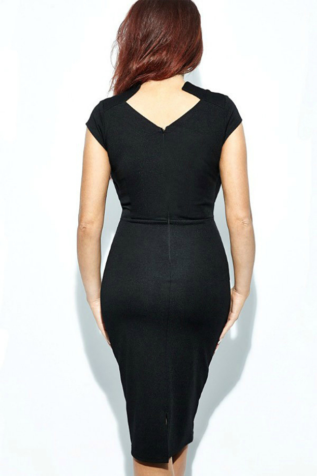 Enlarge Amy Childs Ellie Dress Reverse