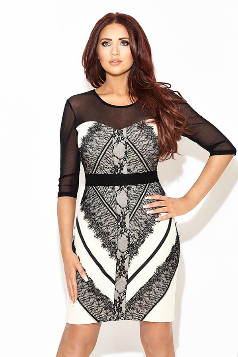 Amy Childs Helen Dress
