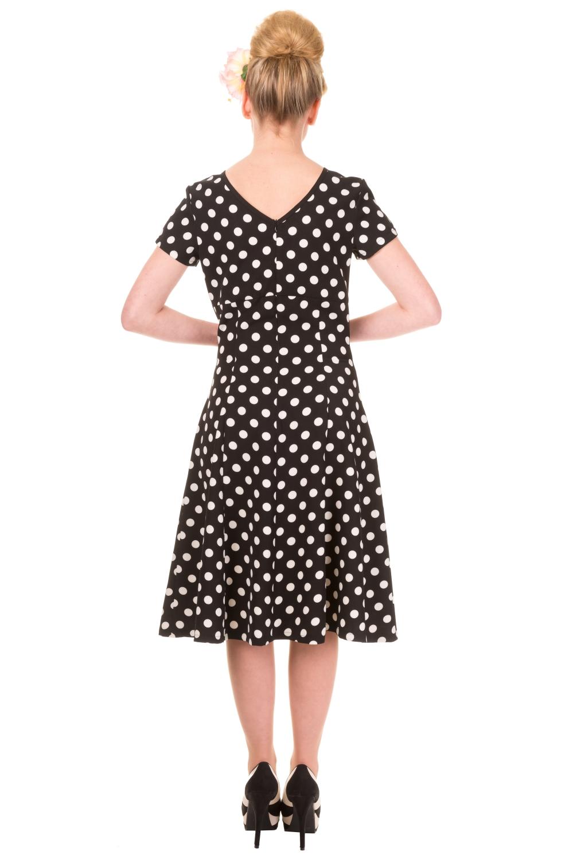 Banned Polka Dot Wonderwall Dress