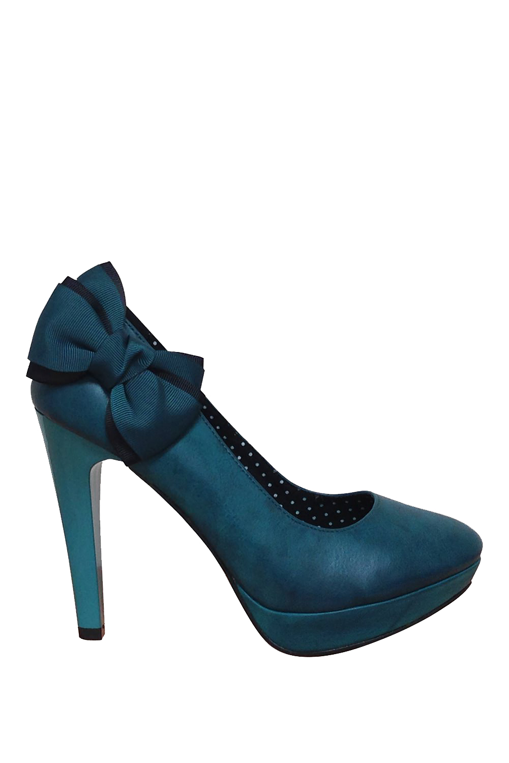 Dancing Days Diane 1940s Blue Shoes