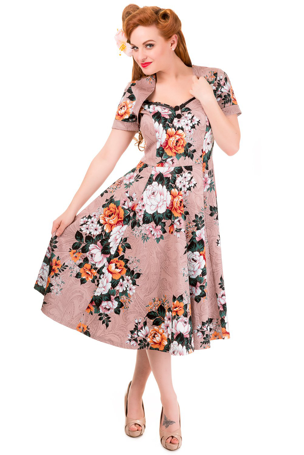 Banned Clothing Gracious Dress