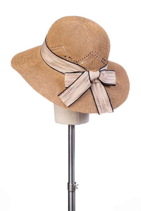 Banned Retro 50s Tiki Club Hat in Natural