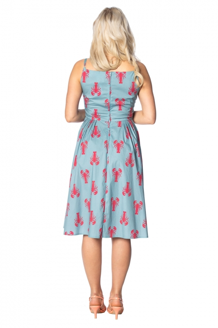 Banned Lobster Love Dress