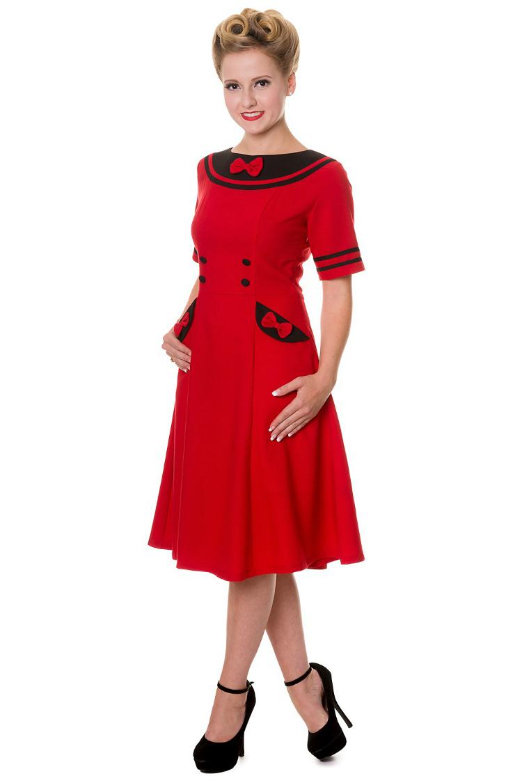 Eliza Banned Dress