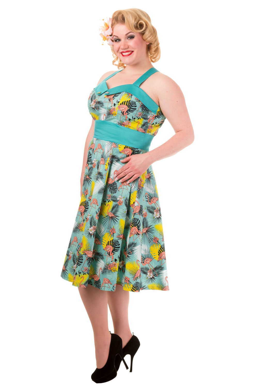 Plus Size Tropical Clothing