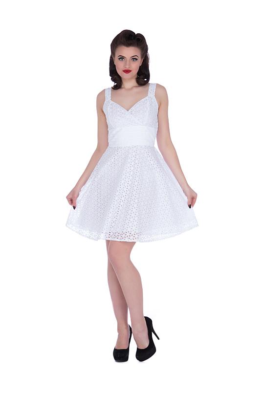 Voodoo Vixen Billie Blush Dress