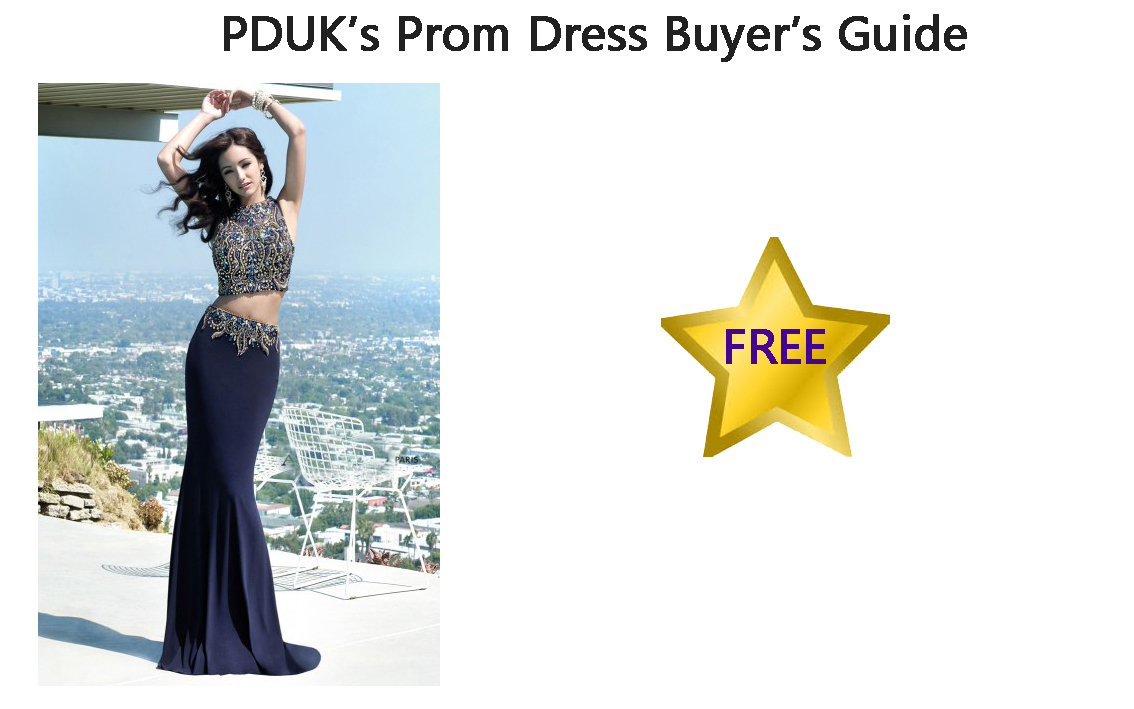 Read Our Prom Dress Buyers Guide...