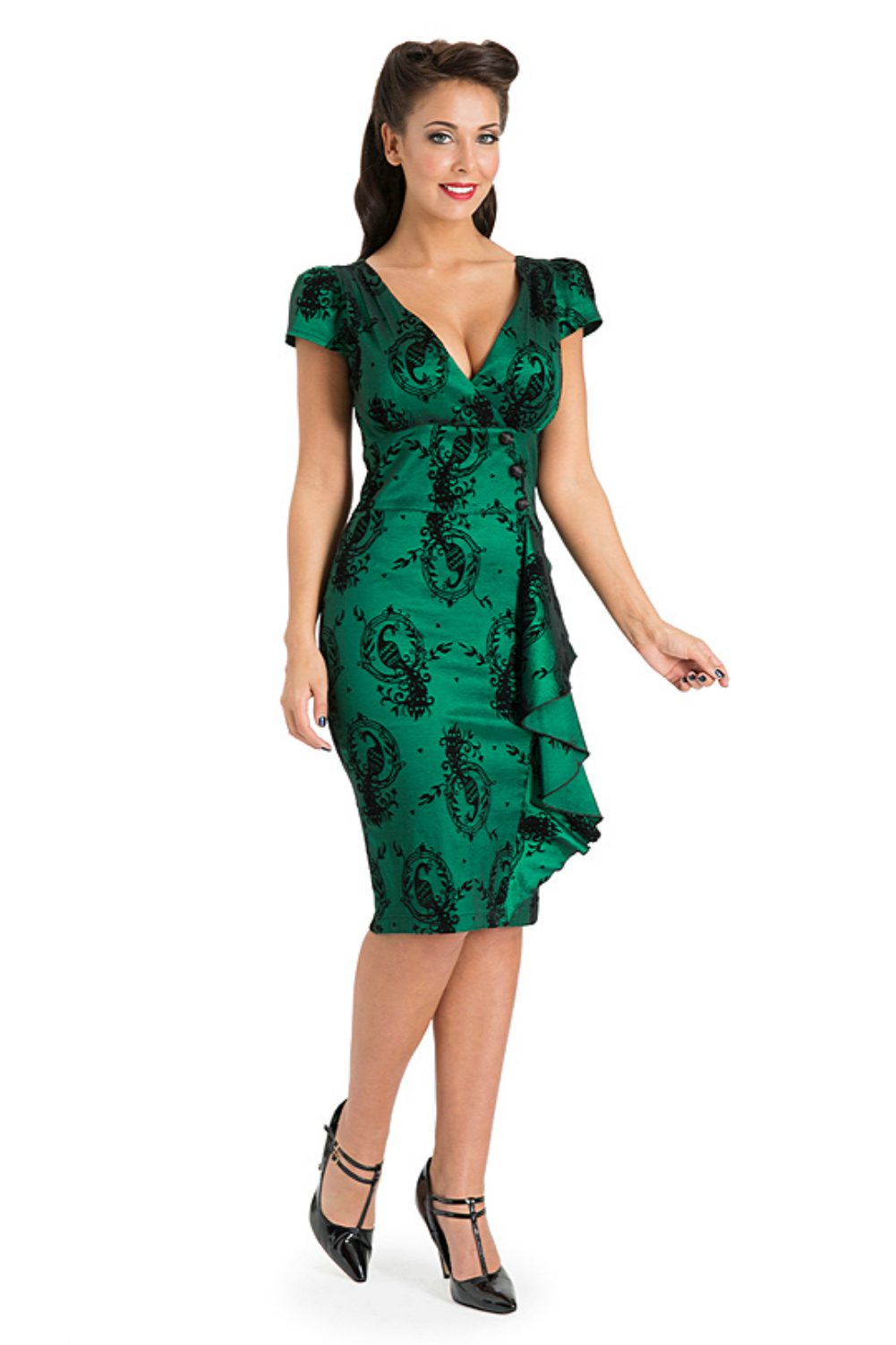 Voodoo Vixen Candy Ann Dress