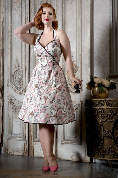 Vixen Claudine Parisian Dress