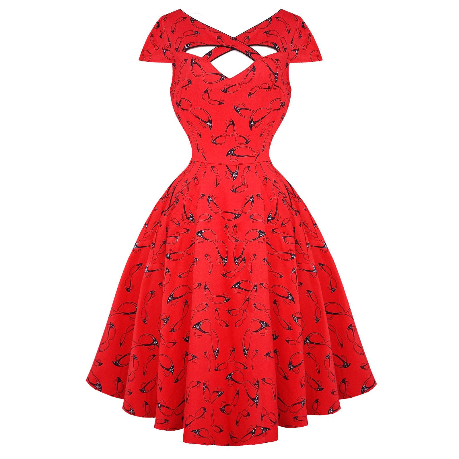 Voodoo Vixen Connie Vintage Dress