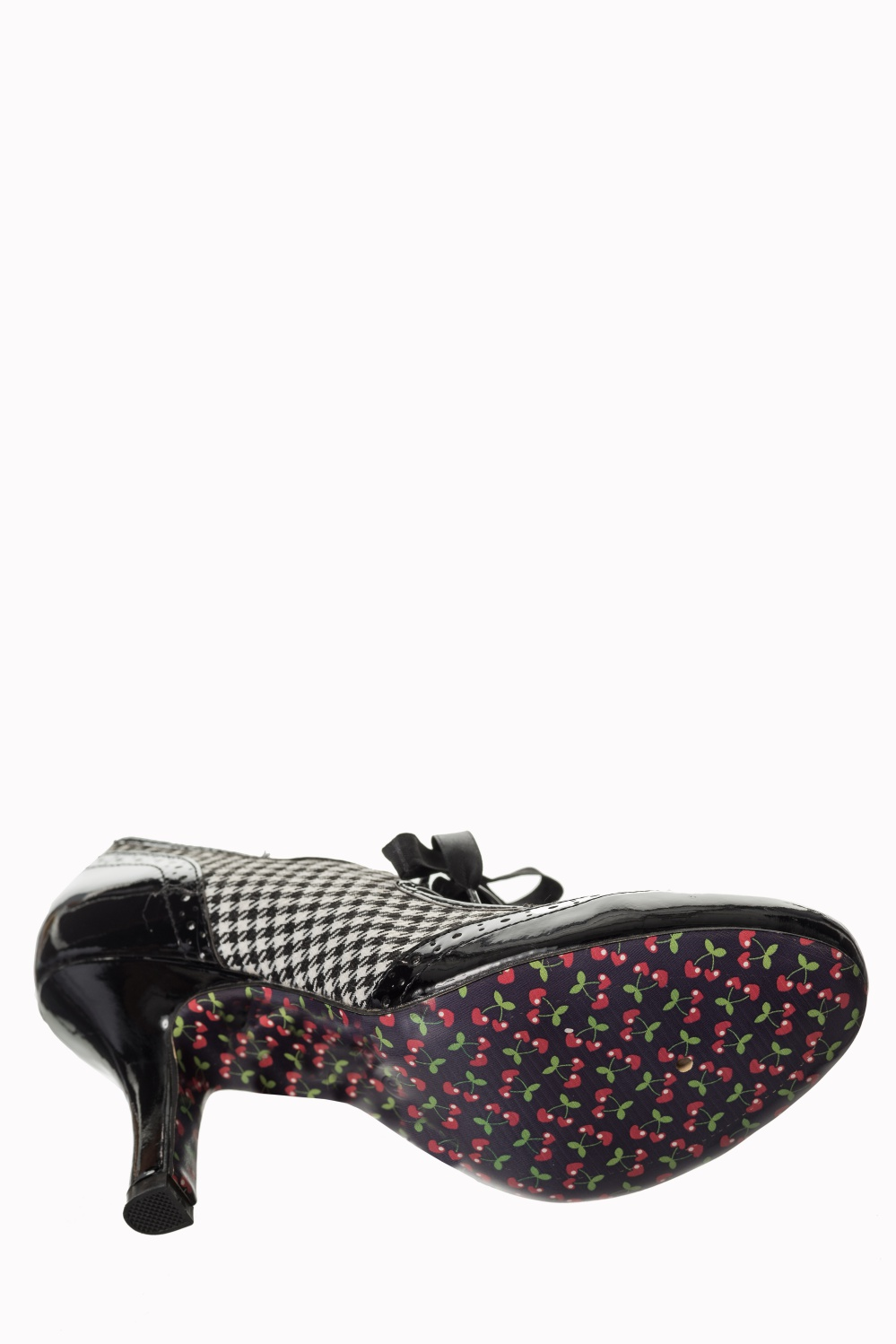 Dancing Days Houndstooth 50s Shoes
