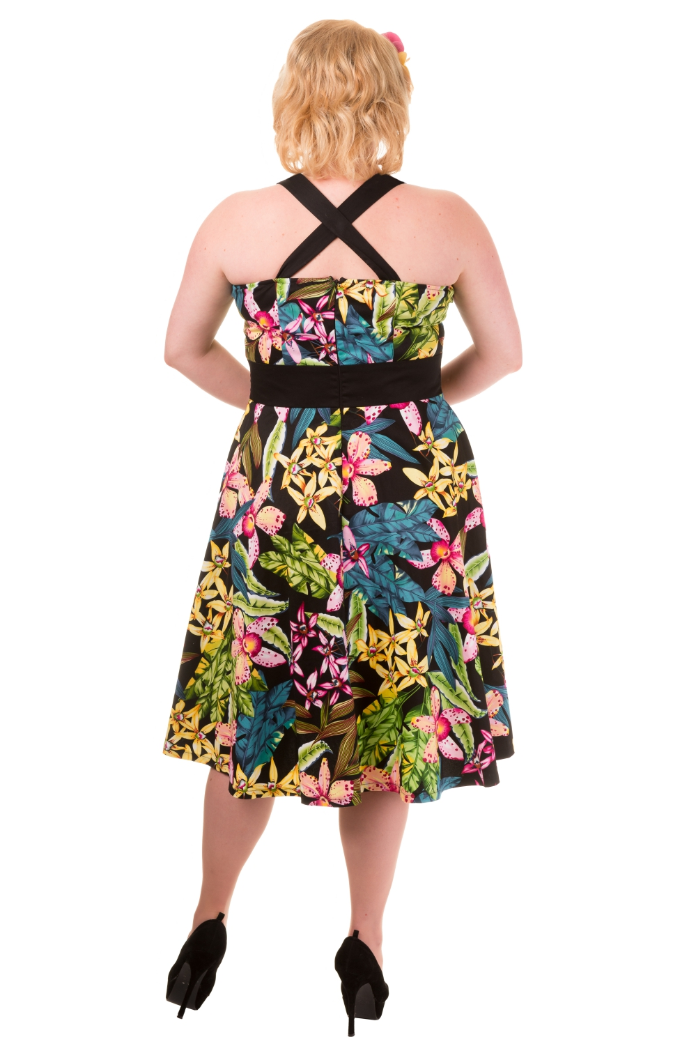 Banned Everlong Rockabilly Prom Dress