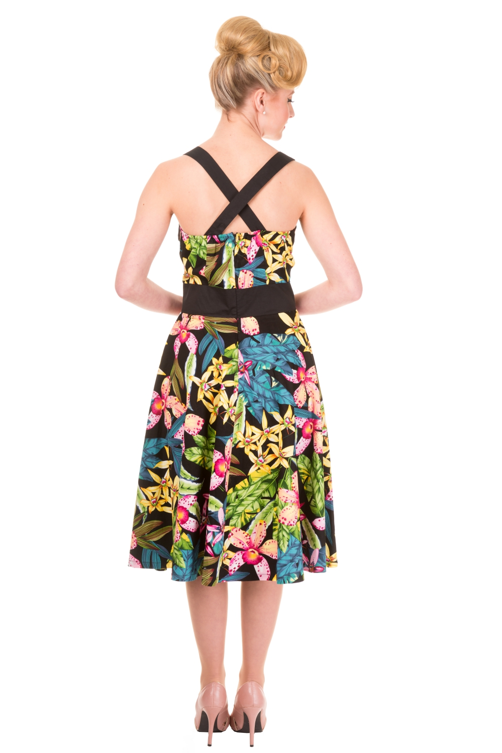 Banned everlong Halter Dress