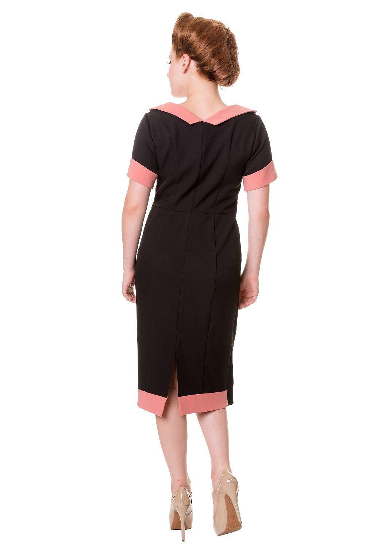 Banned Rockabilly Flamingo Dress