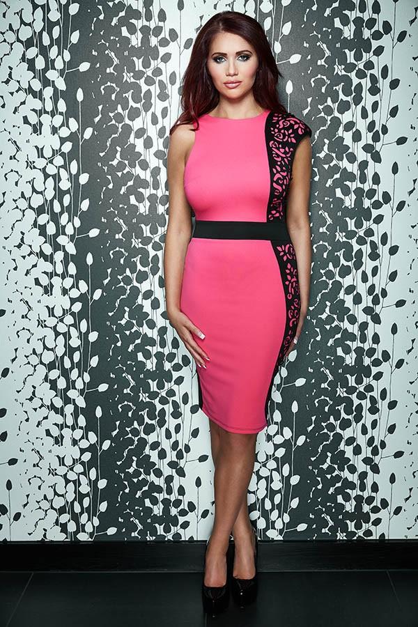 Amy Childs Kelly Dress