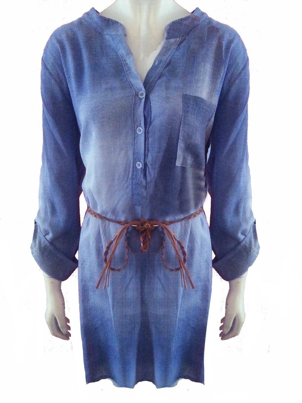 Panache Boutique Lauren Shirt Dress