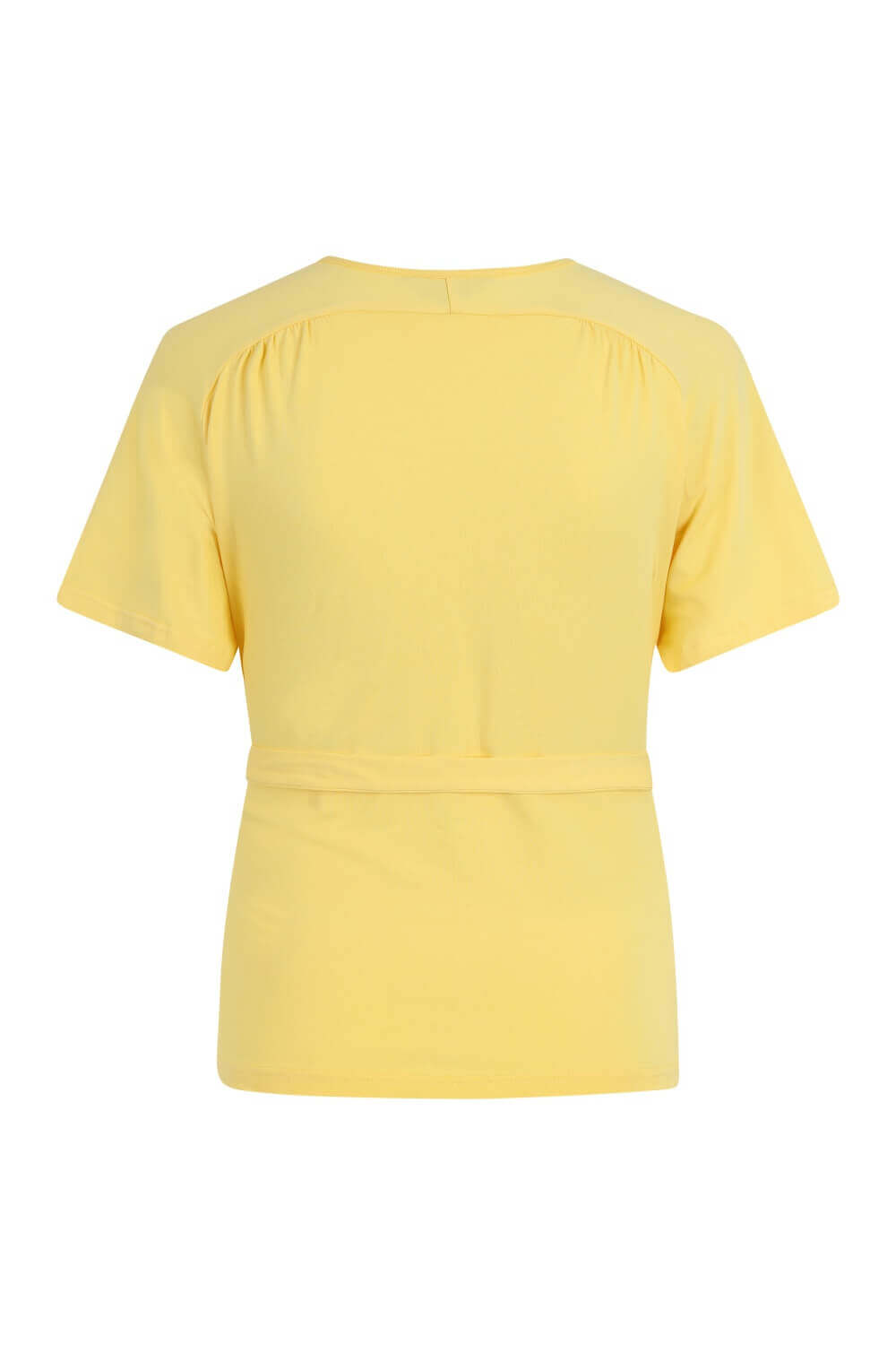 Banned Retro Lemon 30s Fancy Raglan Top
