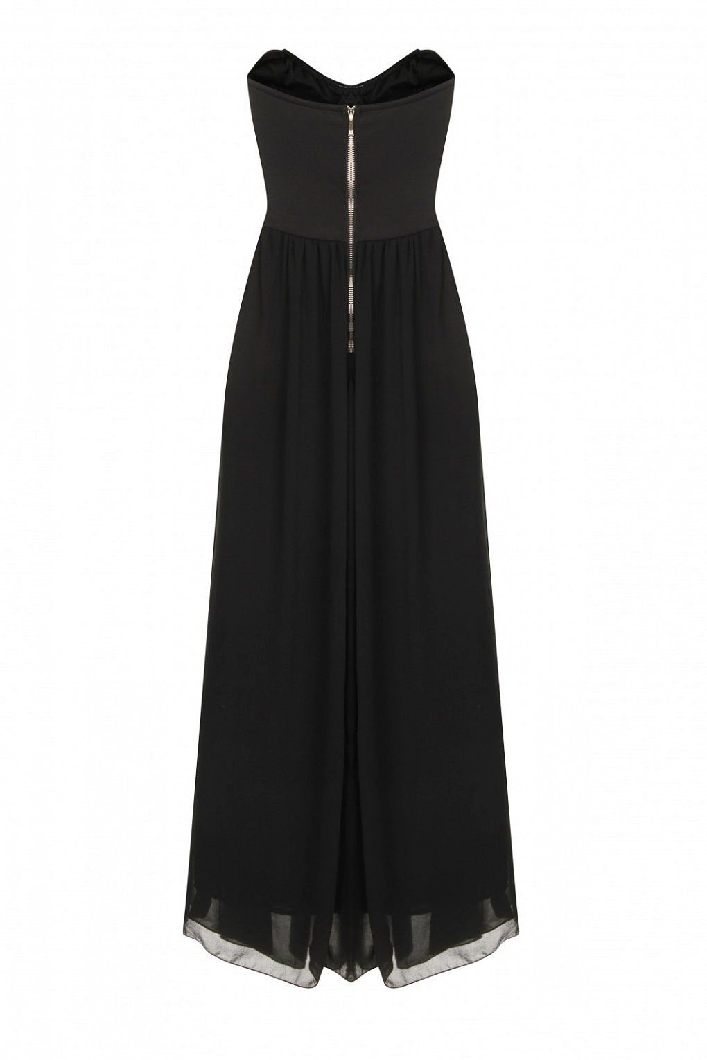 Black Lucy Chiffon Nazz Collection Dress