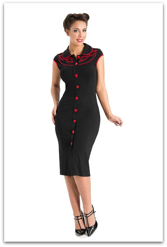 Maggie Lou Voodoo Vixen Dress