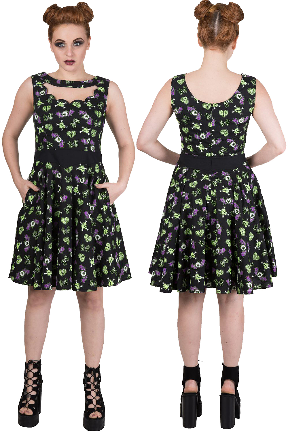 Banned Midnight Hour Dress