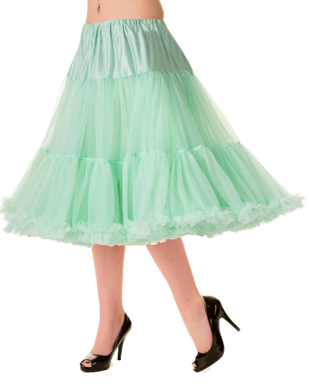 Mint Starlite Petticoat