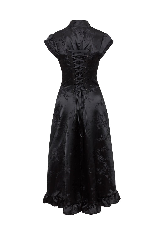 Jawbreaker Momento Mori Gothic Prom Dress