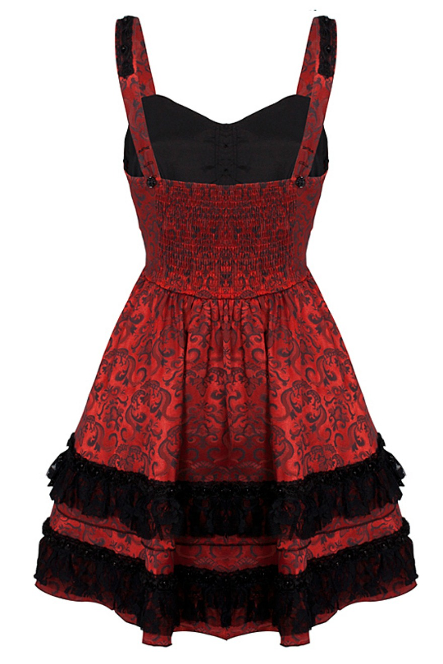 Enlarge Jawbreaker Gothic Dress