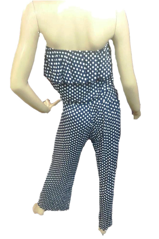 Panache Boutique Navy Strapless Hannah Jumpsuit