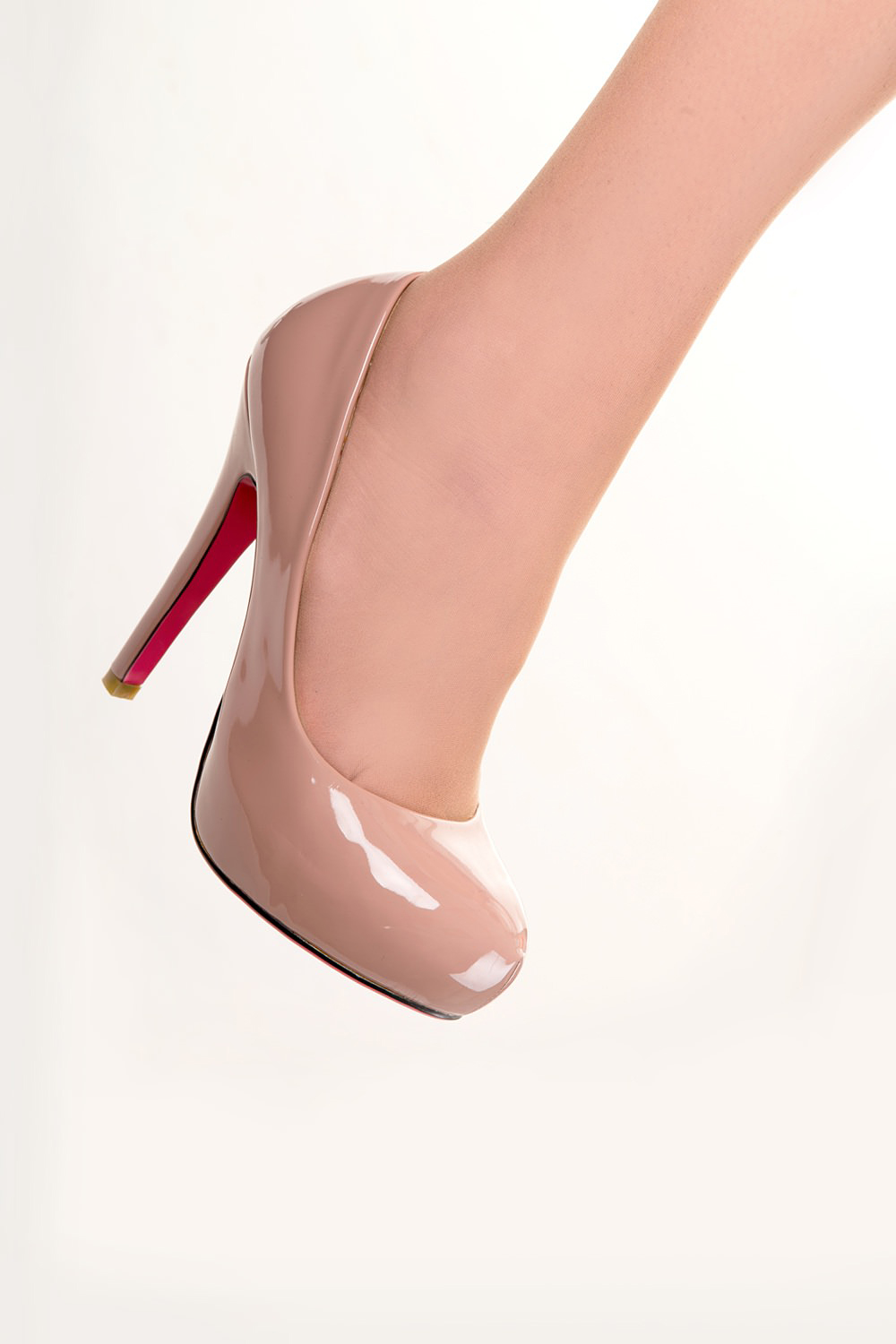 Dancing Days Nude Beverly 50s Shoes