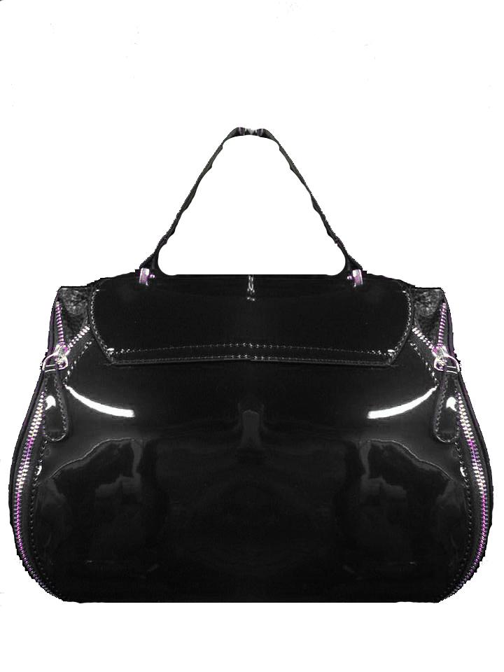 Panache Boutique Dover Emma Black Handbag