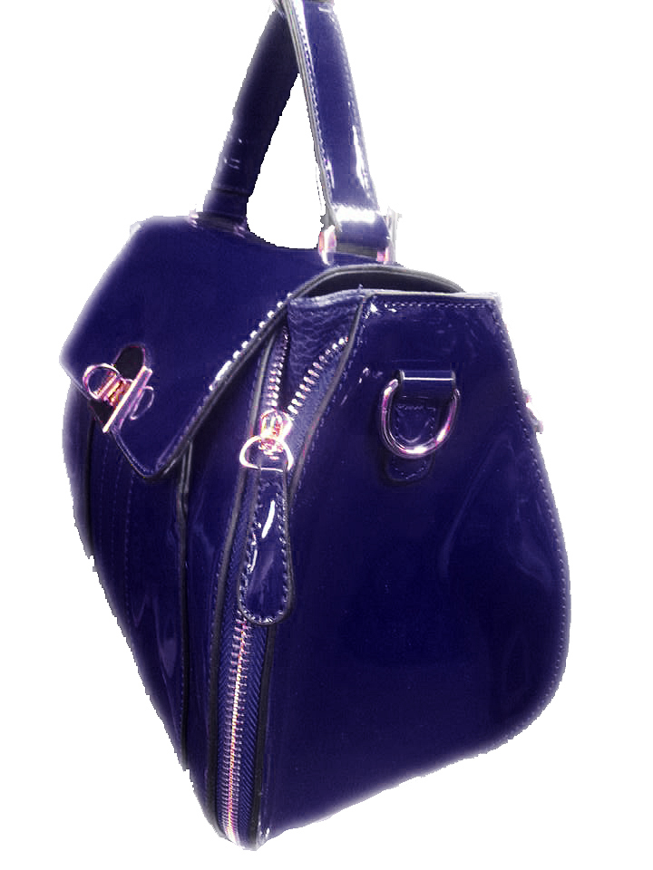 Panache Boutique Dover Emma Blue Handbag