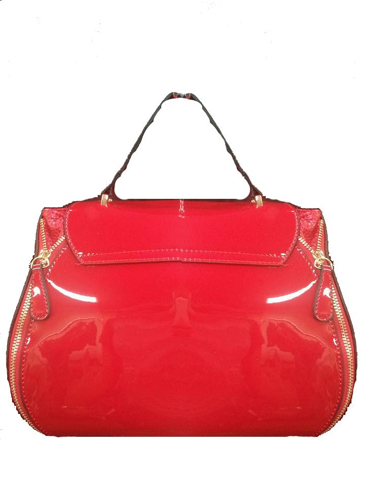 Panache Boutique Dover Emma Red Handbag