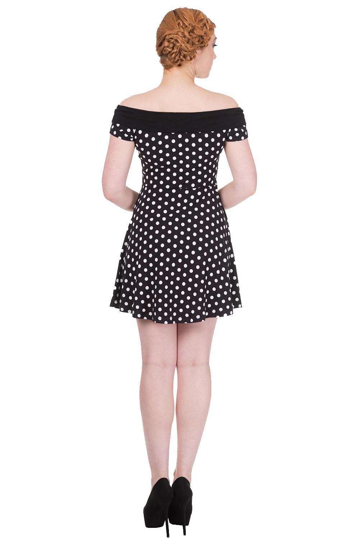 Banned Polka Dot Reverly Dress